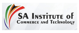 SA Institute of Commerce & Technology Logo