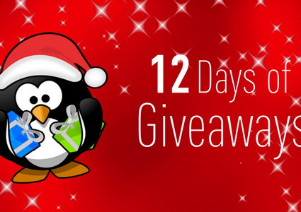 12 Days of Xmas Giveaways