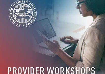 ICB Provider Workshop